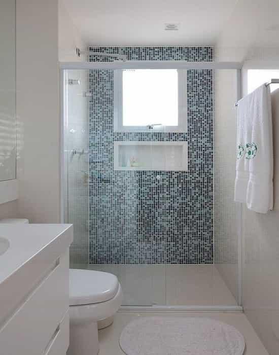 Box de vidro incolor temperado de 8 mm para banheiro com preços promocionais a pronta entrega com garantia total de qualidade.