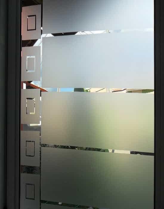 Box de vidro jateado 8 mm com Várias Opções de Perfil de Acabamento a Pronta Entrega com Garantia total de Qualidade, Whatsapp (11) 9.4262-6626