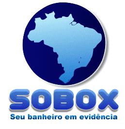 BOX PARA BANHEIRO SOBOX | ÓTIMOS PREÇOS (11)3714-6360