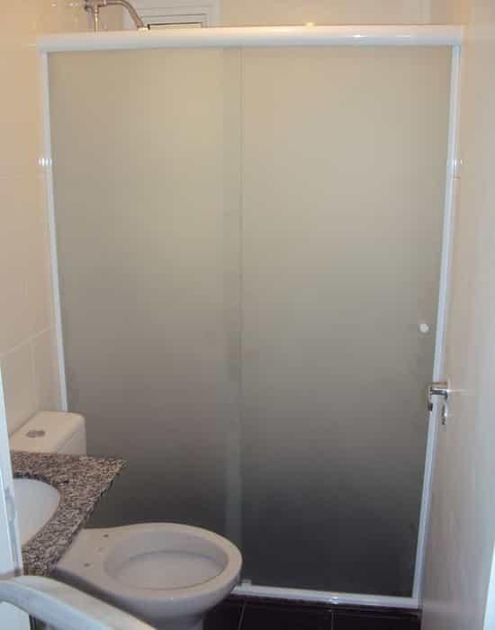 Box para Banheiro na Barra Funda Várias Opções de Cores de Vidro e Perfil de Acabamento a Pronta Entrega com Qualidade Total