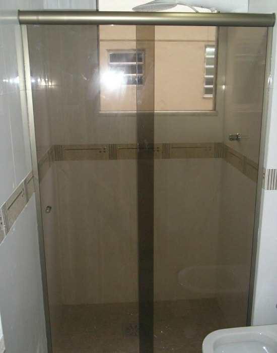 box para banheiro bronze Vidro temperado de 8 mm várias cores e modelos com perfil de acabamento reforçado e garantia total de qualidade.