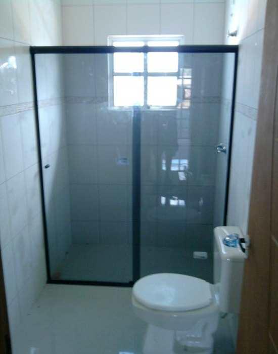 box para banheiro frontal Vidro temperado de 8 mm várias cores e modelos com perfil de acabamento reforçado e garantia total de qualidade.