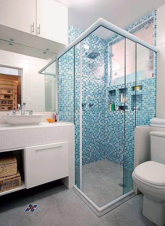 box de banheiro na aclimação e região