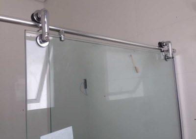 Box de banheiro com kit elegance 02 folhas