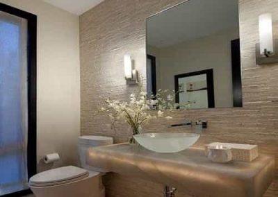 espelho para lavabo